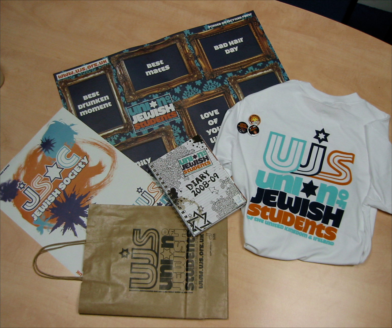 Supporting UJS and Jewish Students