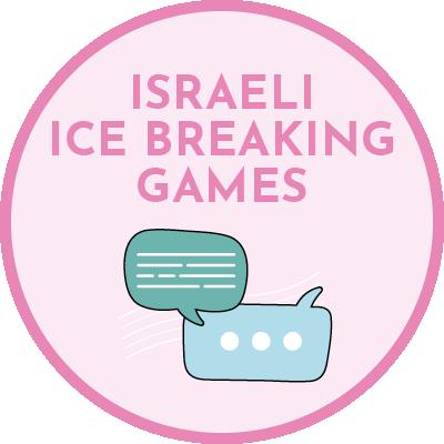 Israeli ice breaking games